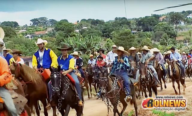 Cavalgada do dia do trabalhador acontece nesta segunda em Santa Luzia