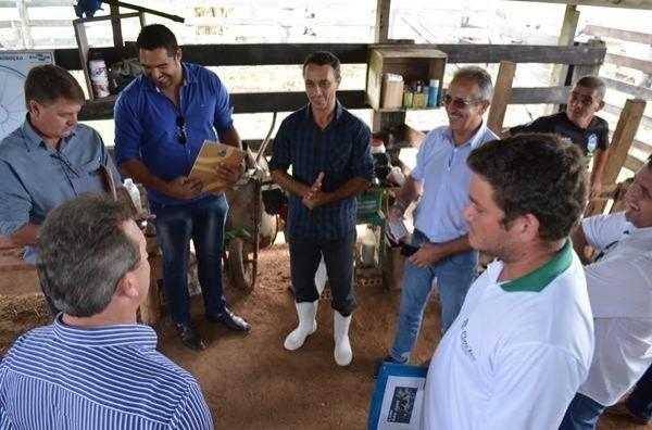 Crédito Fundiário melhora a vida de famílias rurais em Rolim de Moura