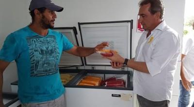 Agroindústria K-Delícias produz polpa de frutas com qualidade