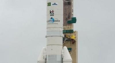 Brasil lança satélite que permitirá acesso à banda larga em áreas remotas