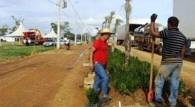 Evento que será aberto quarta-feira movimenta diretamente mais de 500 trabalhadores em Ji-Paraná