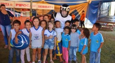 Rolim de Moura: Alunos das escolas municipais conhecem o Circo