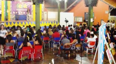 Rolim de Moura classifica artistas para o estadual do Festival Estudantil de Artes em Porto Velho