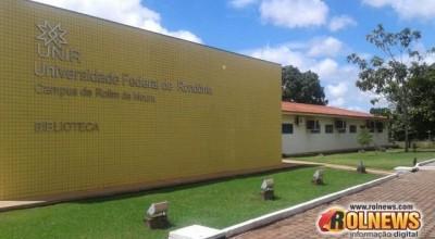 Unir Rolim de Moura divulga edital de seleção para professor substituto com salário de até R$ 5.426,30