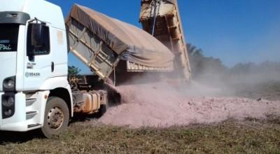 Calcário rondoniense é usado na recuperação de 1 milhão de hectares de capoeiras em todo o estado