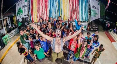 Cineamazônia anima público de Assis Brasil (AC) e Iñapari, no Peru