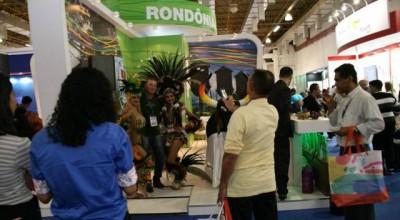 Rondônia presente na maior feira de turismo da América do Sul
