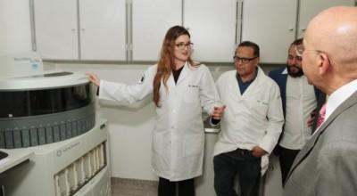 Com inauguração de laboratório de patologia, Rondônia avança no tratamento de câncer
