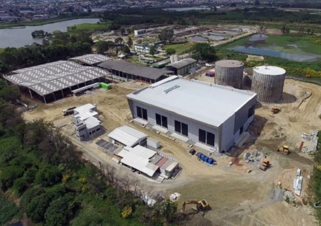 Brasil terá a primeira usina de produção de energia a partir do lodo de esgoto