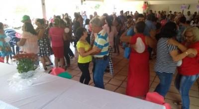 Rolim:Centro de Convivência do Idoso promove evento Carnavalesco da Terceira Idade