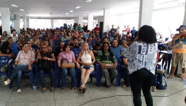 Governo marca reunião com o Sintero para apresentar proposta a trabalhadores