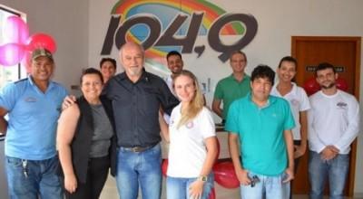 """Rolim de Moura: Programa """"Pinga Fogo"""" da Rádio Rolim 104,9 FM comemora o seu 9º aniversário"""