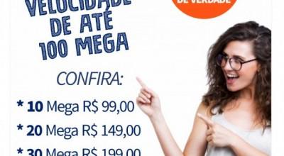 Santa Luzia, Novo Horizonte e Migrantinópolis passam a ter internet fibra óptica da Rolim Net