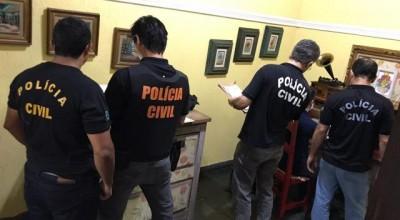 PC cumpre mandados em combate a pornografia infantil em Novo Horizonte, Ji-Paraná, Colorado e capital