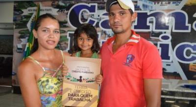 Agricultores da Zona da Mata assinam contratos do Programa Nacional de Crédito Fundiário