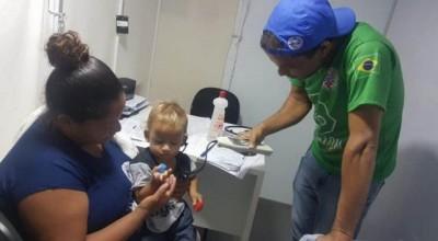 Mais de 14 mil procedimentos são realizados na 9ª expedição do Barco Hospital Walter Bartolo em comunidades ribeirinhas de Rondônia