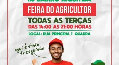 Rolim: Feira do Agricultor será todas as terças no Jequitibá