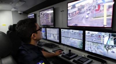 Videomonitoramento avança e registra redução de criminalidade nos locais monitorados em Rondônia
