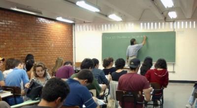 Apenas 5% dos jovens de 15 anos pretendem ser professores