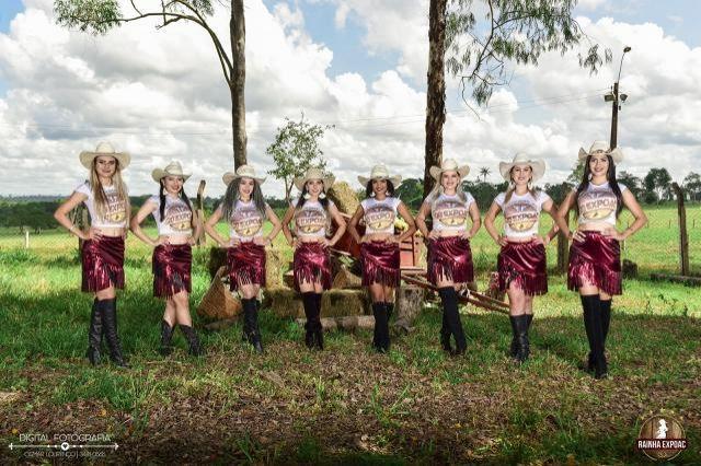 Público pode ajudar a escolher a rainha da 20ª Exposição Agropecuária de Cacoal