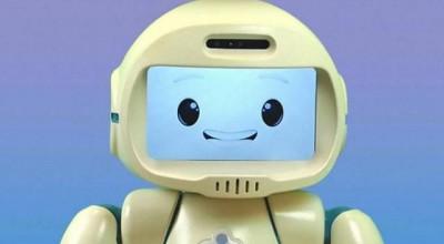 Este simpático robô promete ajudar no desenvolvimento de crianças autistas