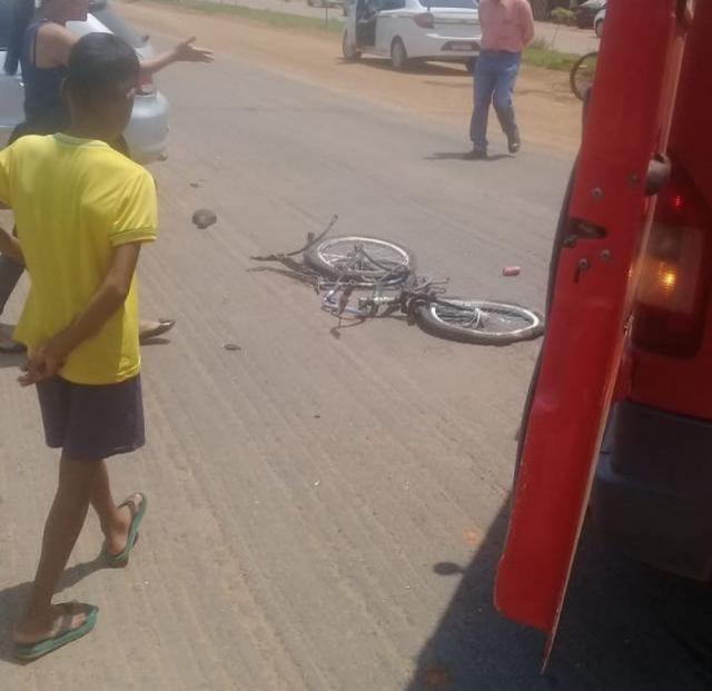 Adolescente de 15 anos é atropelado por carreta na BR-364 em Jaru, RO