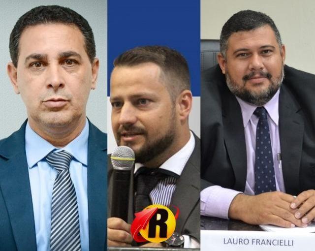 Eleições Suplementares 2018: Candidatos a prefeito de Rolim de Moura