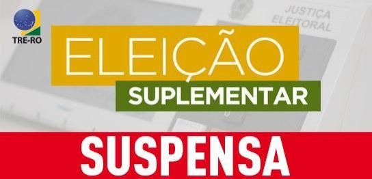 Após liminar de Luizão, justiça eleitoral confirma suspensão da eleição suplementar