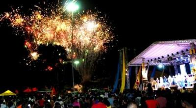 RÉVEILLON: Festa da virada em Porto Velho terá oito atrações artísticas