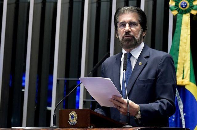Valdir Raupp se despede após 16 anos no Senado