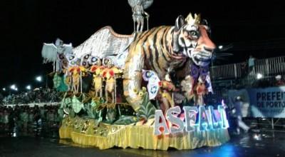 Prefeitura cancela verba às escolas de samba de Porto Velho