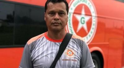 Bebeto Amorim não é mais treinador do Guaporé