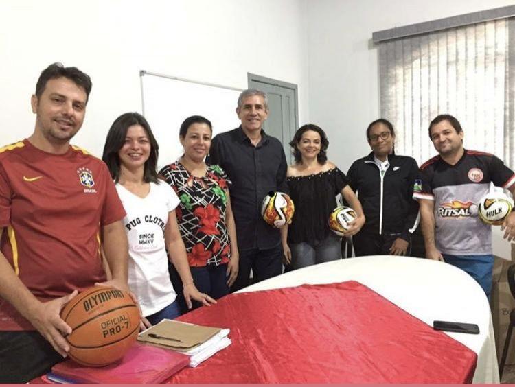 Governo Marcos Rocha incentiva o esporte e implanta o CTDE em Rolim de Moura