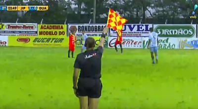 Rondoniense: Jurídico do Guaporé estuda acionar TJD por péssima atuação de bandeirinha