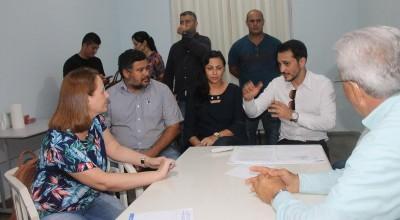 Rolim: Secretário de Estado da Saúde visitou Hospital Municipal