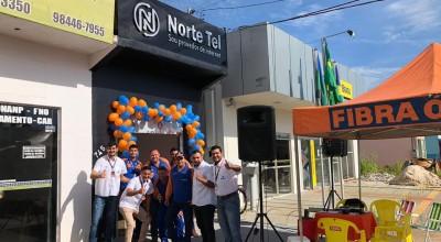 Rolim Net inaugura filial em Seringueiras