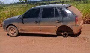 Buracos causam prejuízos a motoristas que trafegam pela RO-391
