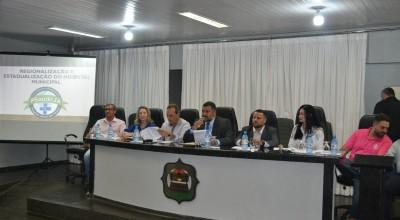 Câmara realiza Audiência Pública com o intuito de estadualizar o Hospital Municipal