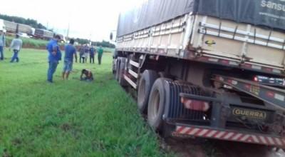 Caminhoneiro vilhenense se envolve em acidente e criança de 9 anos morre atropelada em cidade do Mato Grosso