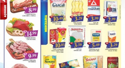 Confira as ofertas do Atacarejo Santa Helena