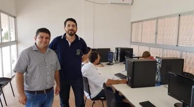 Curso de informática é oferecido gratuitamente em Rolim