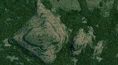 Entre Rolim e Alta Floresta: Grupo de pesquisadores diz ter encontrado pirâmides em Rondônia
