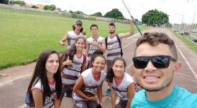 Estudantes do interior de RO representam o estado no Brasileiro de Atletismo