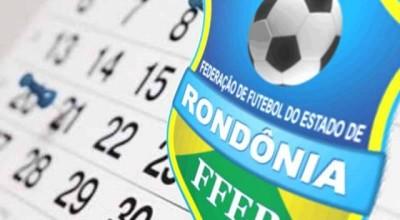 Federação altera data das partidas Ji-Panará x Vilhenense e Real Ariquemes x Porto Velho