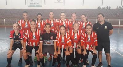 Futsal Feminino: Definido representante de Rolim no JIR