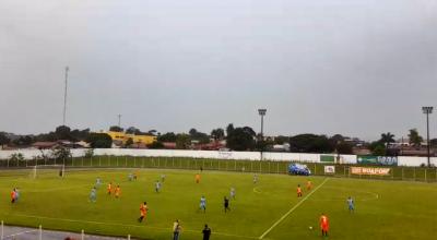 Guaporé perde para o Ji-Paraná no Cassolão