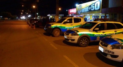 Mais de 100 veículos foram abordados na Blitz da Lei Seca em Rolim