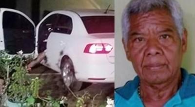Policial Civil aposentado é assassinado e PM prende criminoso minutos depois
