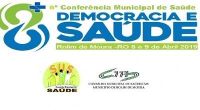 Rolim: Conferência Municipal de Saúde será nos dias 08 e 09 de Abril