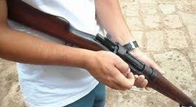 Alto Alegre: Espingarda de pressão bloqueada para calibre 22 dispara acidentalmente e mata sitiante